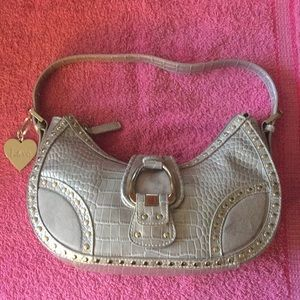 Nine West Handbag - Silver - New Without Tags.